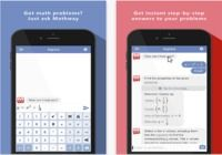 Mathway iOS