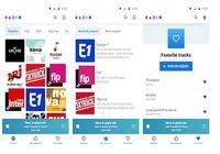 Logiciel gratuit Radio by Deezer Android