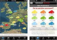 Weddar iOS