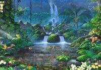 Fascinating Waterfalls Screensaver