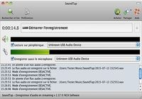 SoundTap - Enregistrement streaming audio gratuit pour Mac 3.04