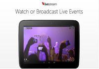 Livestream iOS