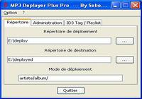 MP3 Deployer Plus Pro
