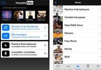 musicMe iOS