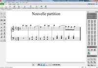 Crescendo - Logiciel de notation musicale v.2.02