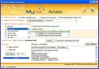 dbQwikMySQL2Access