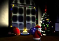 Santa's Home 3D Screensaver