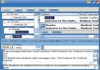 Explorer for Outlook Express