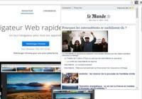 Lemonde News pour Chrome