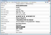 Font Explorer