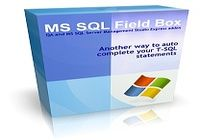 MS SQL Field Box