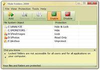 Hide Folders 2009