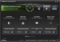 Bitdefender Total Security 2012