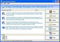 Easy Desktop Keeper