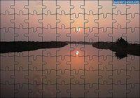 Puzzle Coucher de Soleil 10