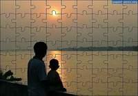 Puzzle Coucher de Soleil 9