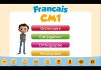 ExoNathan Français CM1 iOS