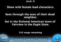 Theme Song Trivia