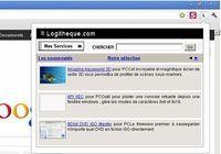 Logitheque pour Chrome