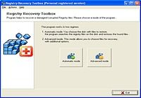 Registry Recovery Toolbox