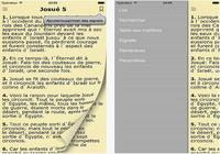 La Bible de Jerusalem iOs