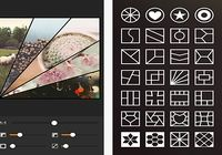 Moldiv L'éditeur Photo Collage iOS