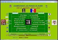 TOP 14  2012-2013