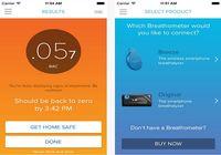 Breathometer iOS
