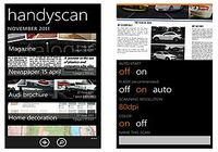 Handyscan Windows Phone