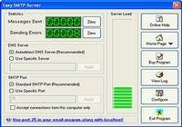 Easy SMTP Server