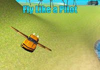 Flying Car Driving Simulator iOS