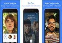 Logiciel gratuit Google Duo - iOS