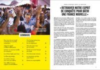 Programme Emmanuel Macron - Présidentielle 2017