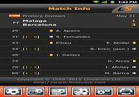 LiveScore iOS