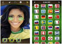 Flag Face Android