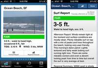 Surfline iOS
