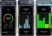 ActivityTracker Pedometer iOS