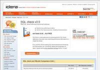 SQL check