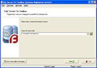 SQL Server Fix Toolbox