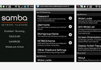 Samba Filesharing Android