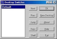 Twilight Utilities Desk Switcher