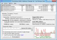 Technitium Mac Adress Changer