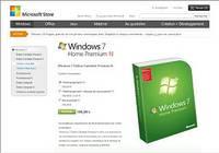 Windows 7 Édition Familiale Premium N