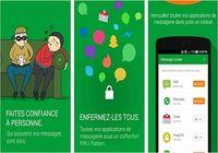 Message Locker Android