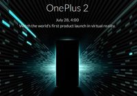 OnePlus 2 Launch Android