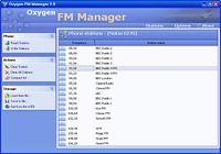 Oxygen FM Manager