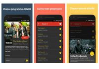 Hobi - Rappels de séries TV Android