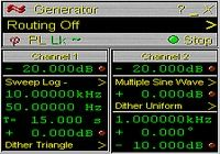 Audio Multi-Channel Generator
