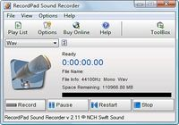 RecordPad Sound Recorder