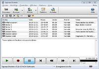 Express Dictate - Logiciel enregistreur de dictée